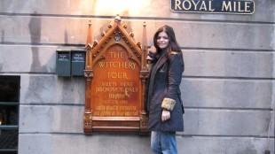 scotland tour royal mile