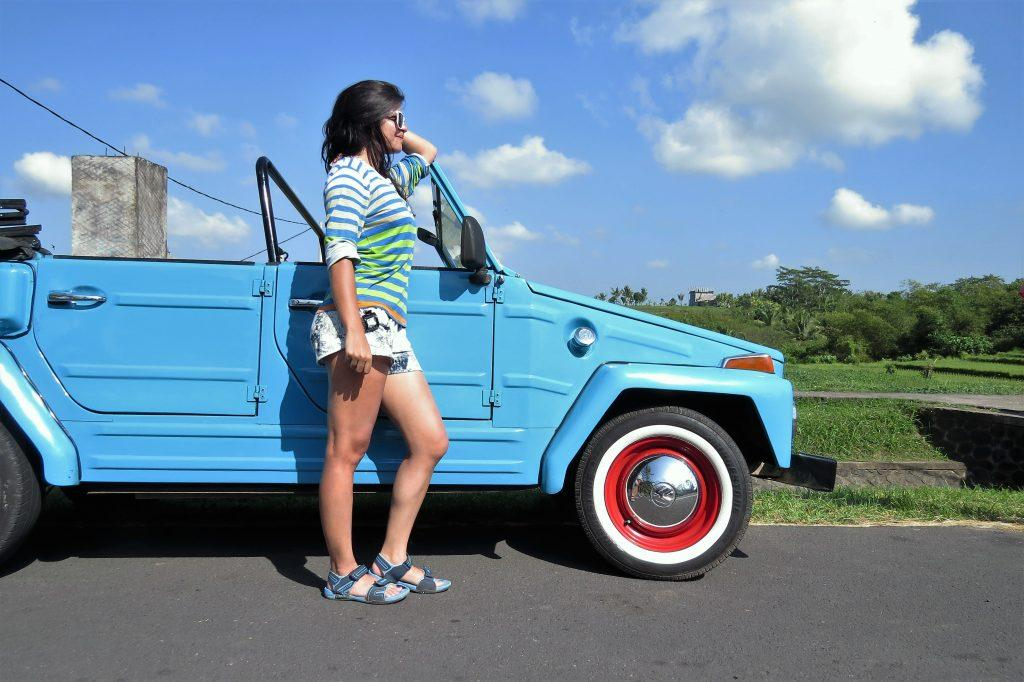 These VW's make for excellent photo backdrops too