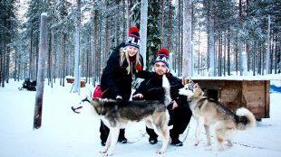 Rovaniemi, Lapland - Winter Paradise