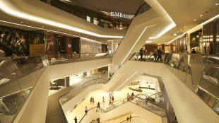 Central Embassy mall, Bangkok