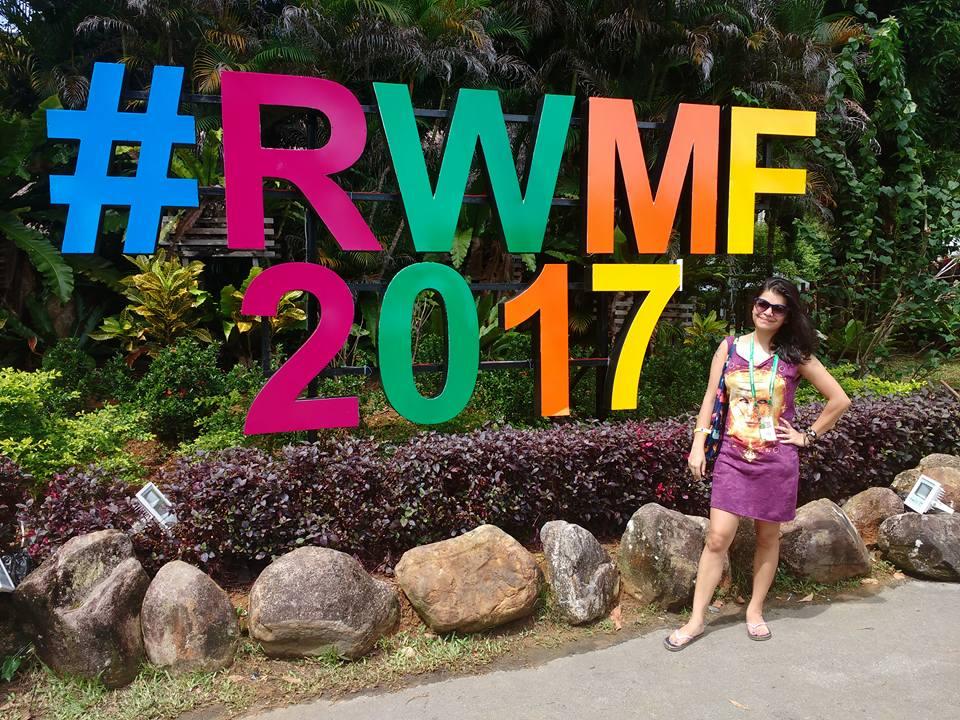 RWMF hashtag