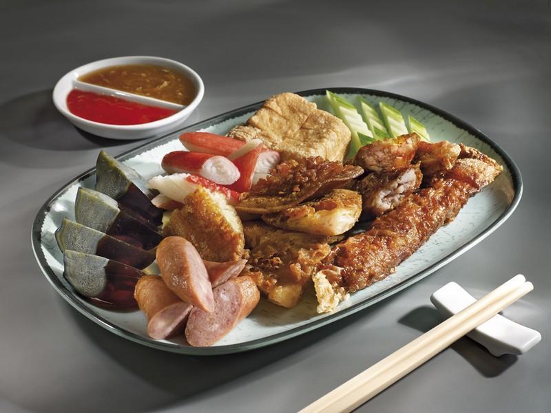Malaysian Food Street - Penang Lobak