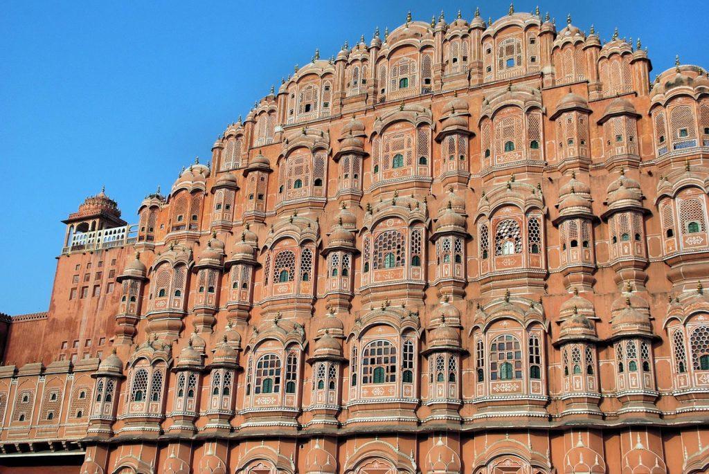 jaipur india palace