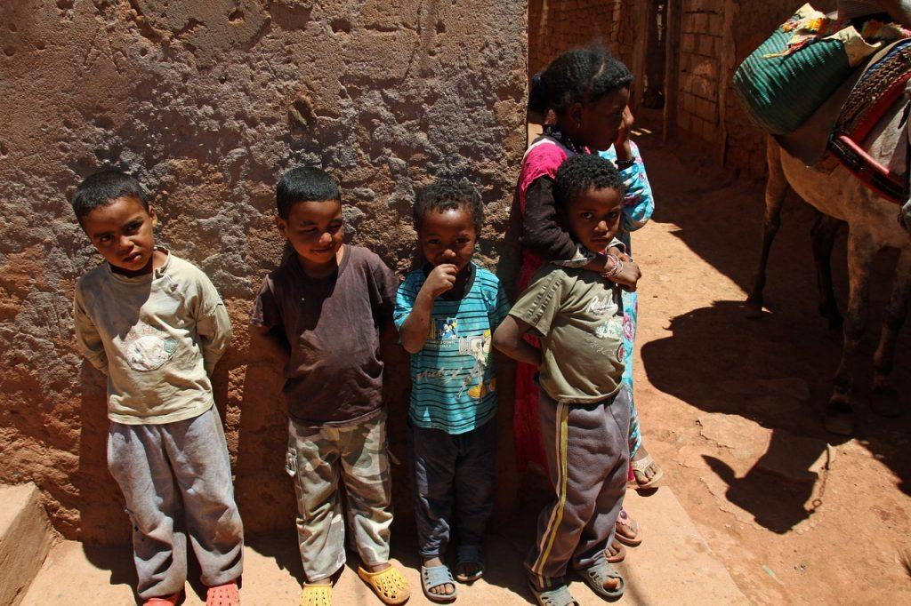 morocco-children