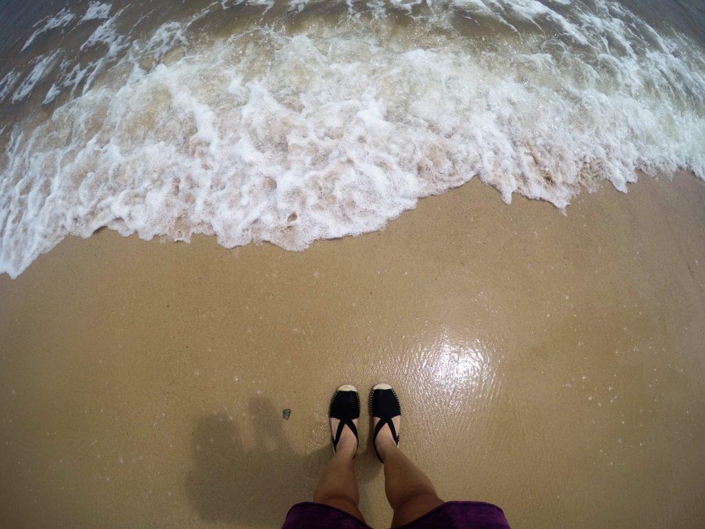 My kick ass new waterproof footwear