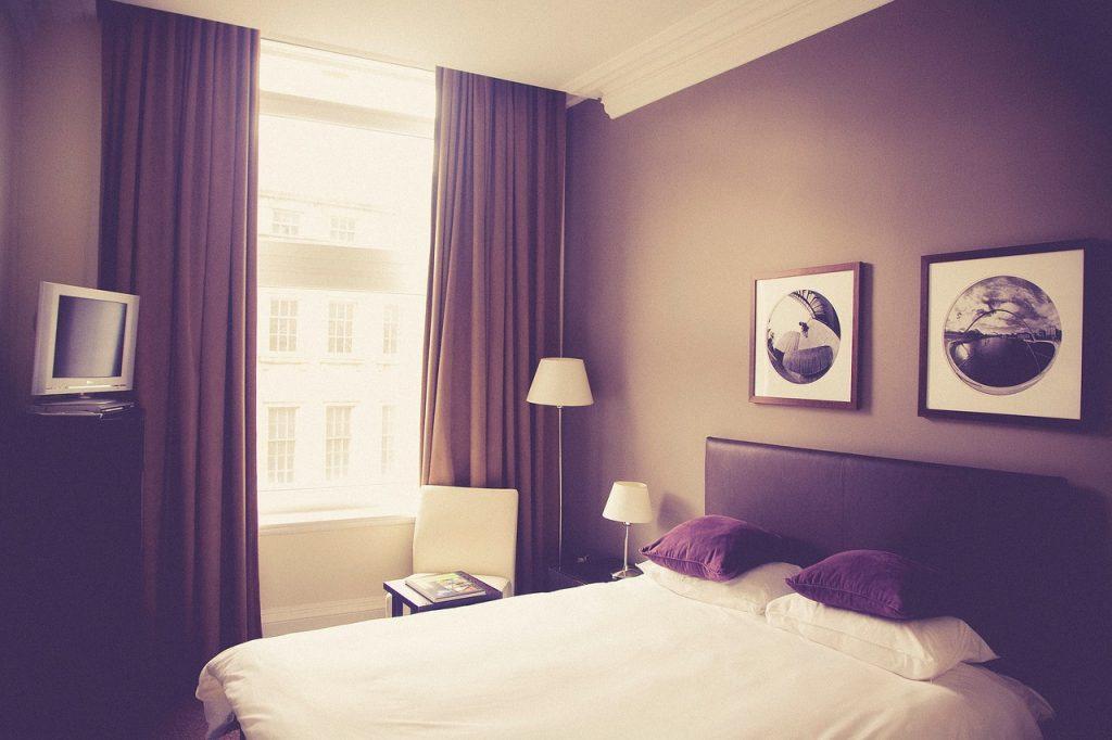 hotel-room houston