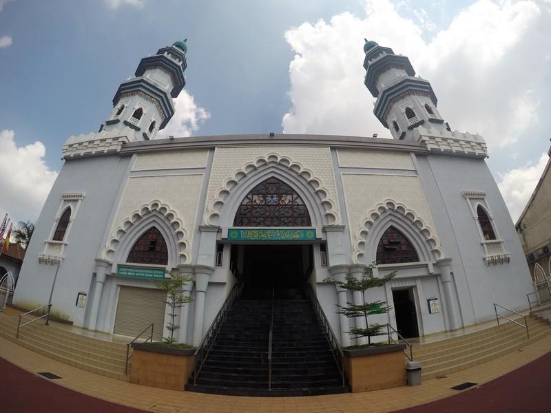 Indian Muslim Mosque