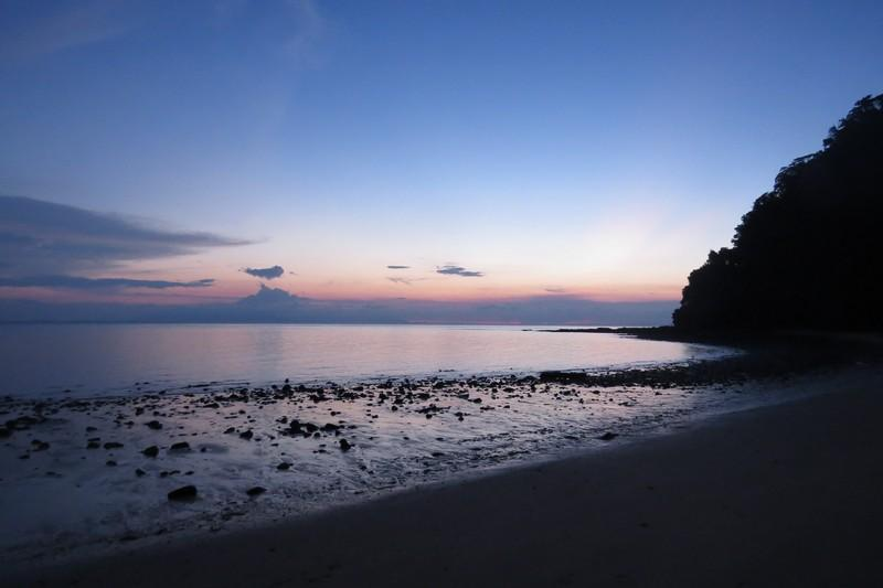 amazing sunsets of malaysia