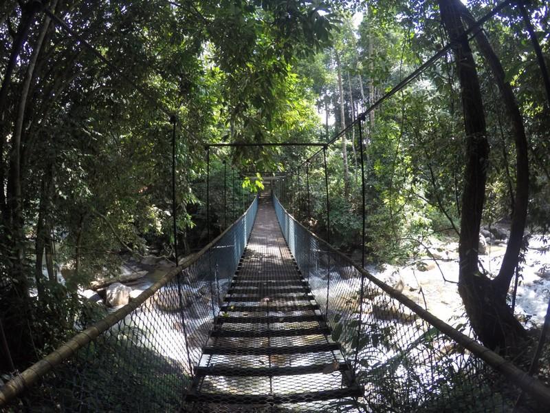 suspension bridge selangor
