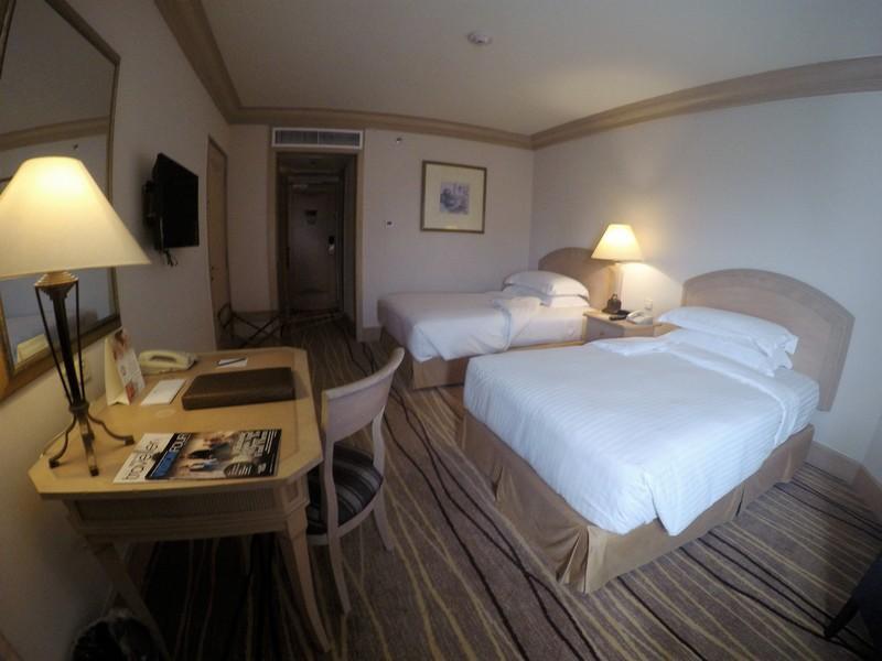 Dorsett grand subang rooms