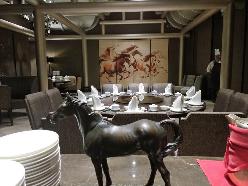 horse themed restaurant