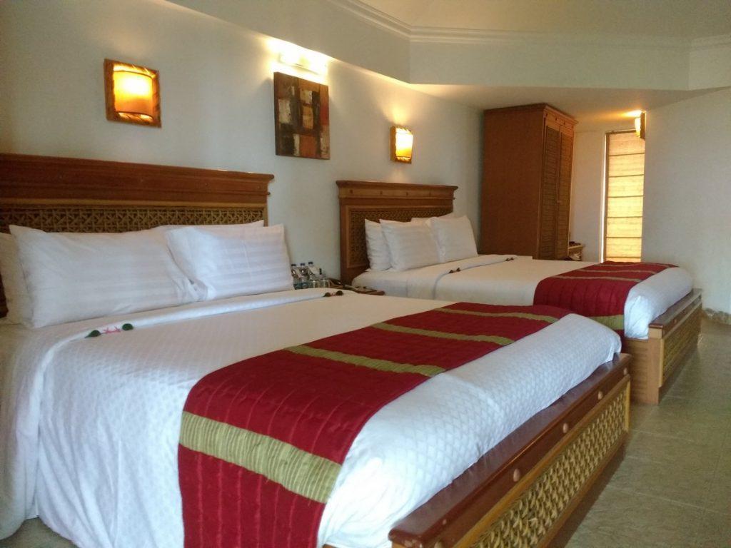 rooms at chariot