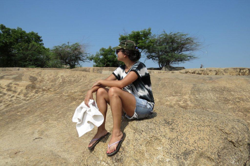 mahabalipuram heat