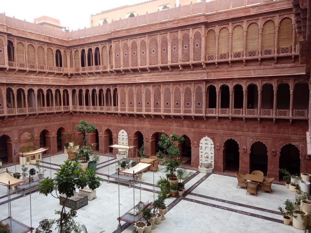 Modern and Majestic - Narendra Bhawan