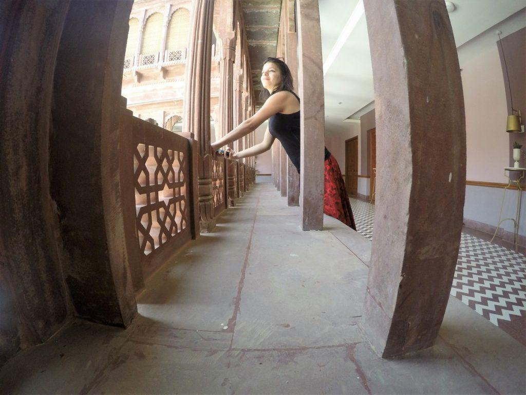 courtyard narendra bhawan