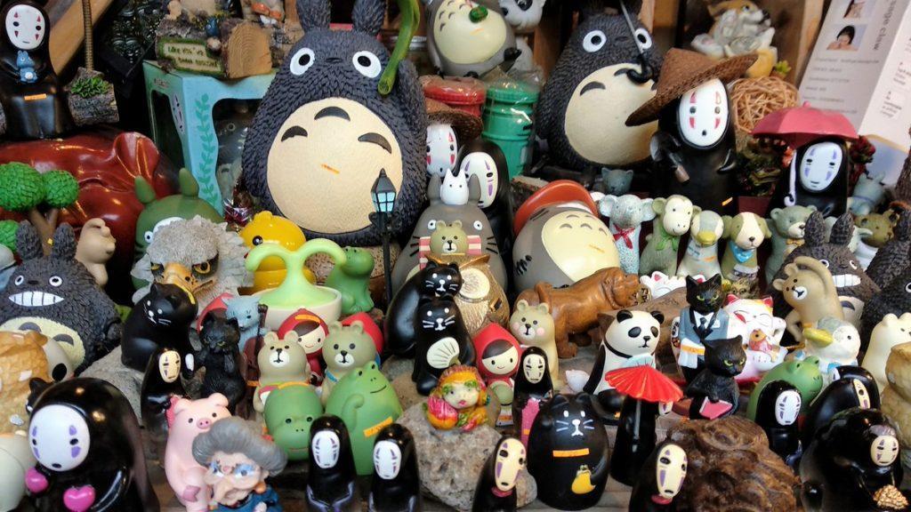 cute japanese anime souvenirs