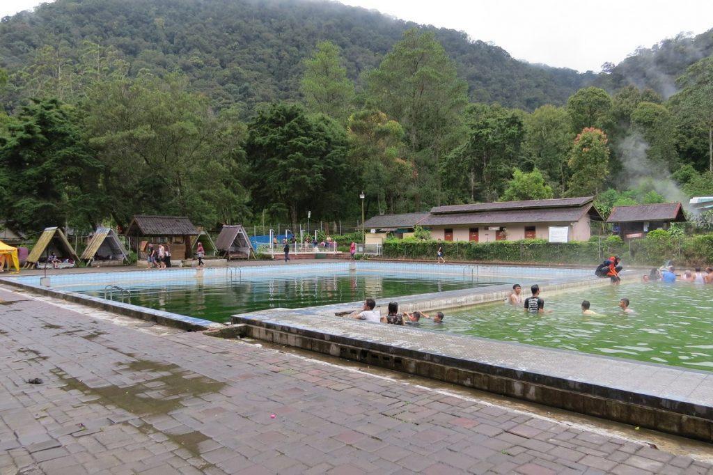 hot spring ciwidey