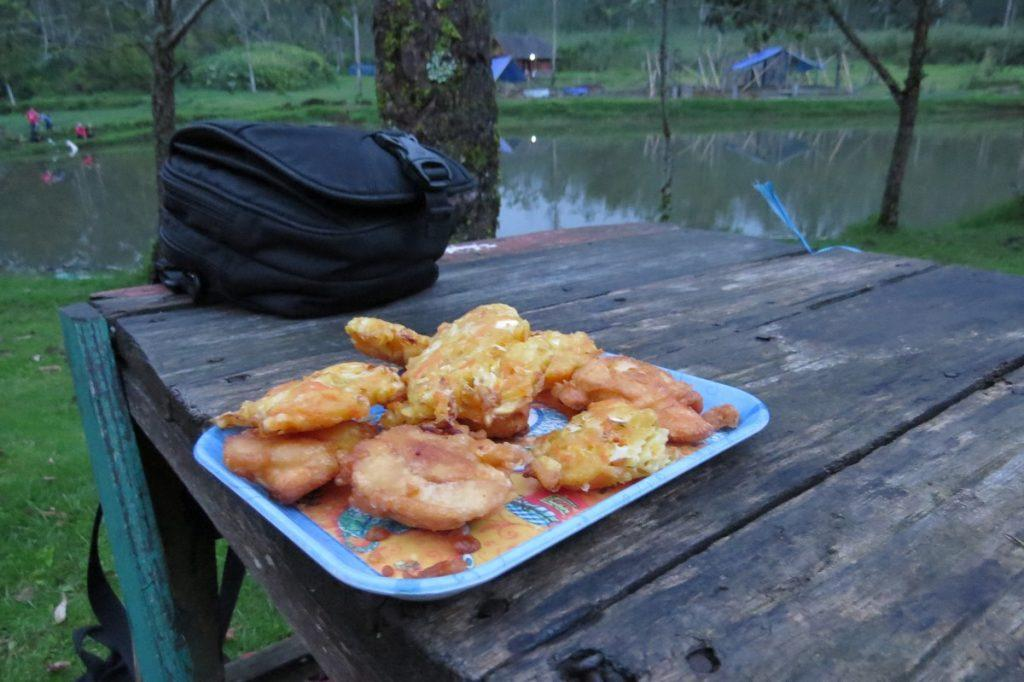 indonesia cuisine camping