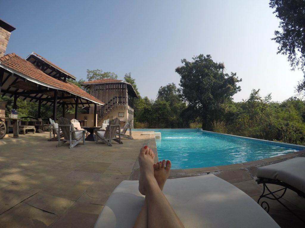pool denwa backwater