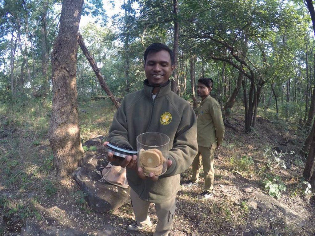 Naturalist Harendra Sahu
