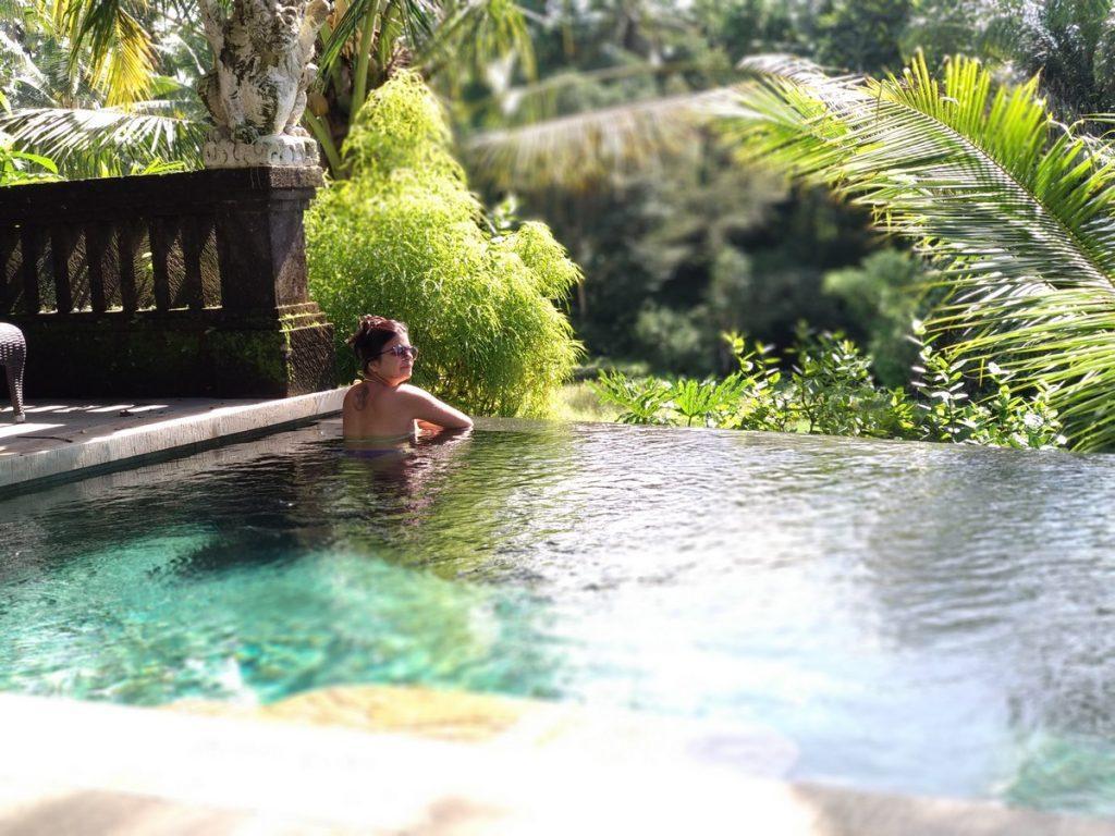balinese pool ubud