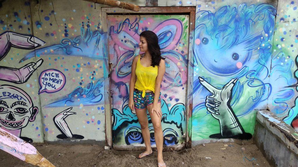 nelayan beach art