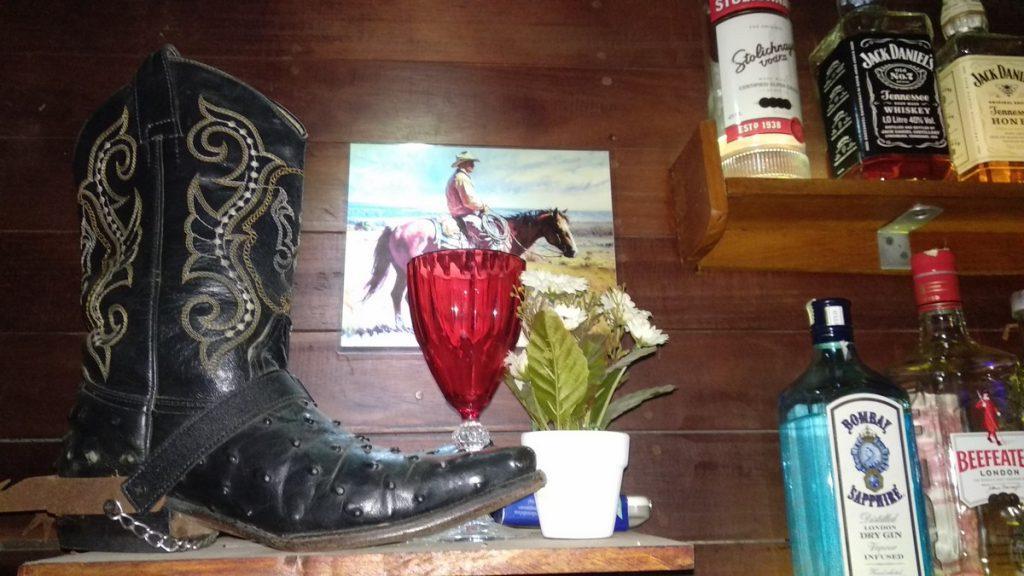 cowboy themed bar