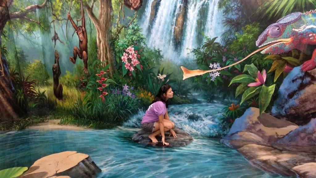 3d art museum Bangkok