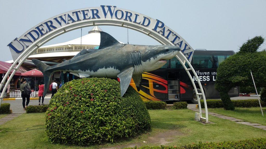 Underwater world , Pattaya