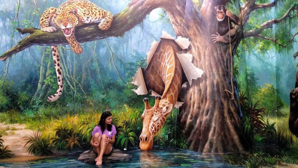 art in paradise museum
