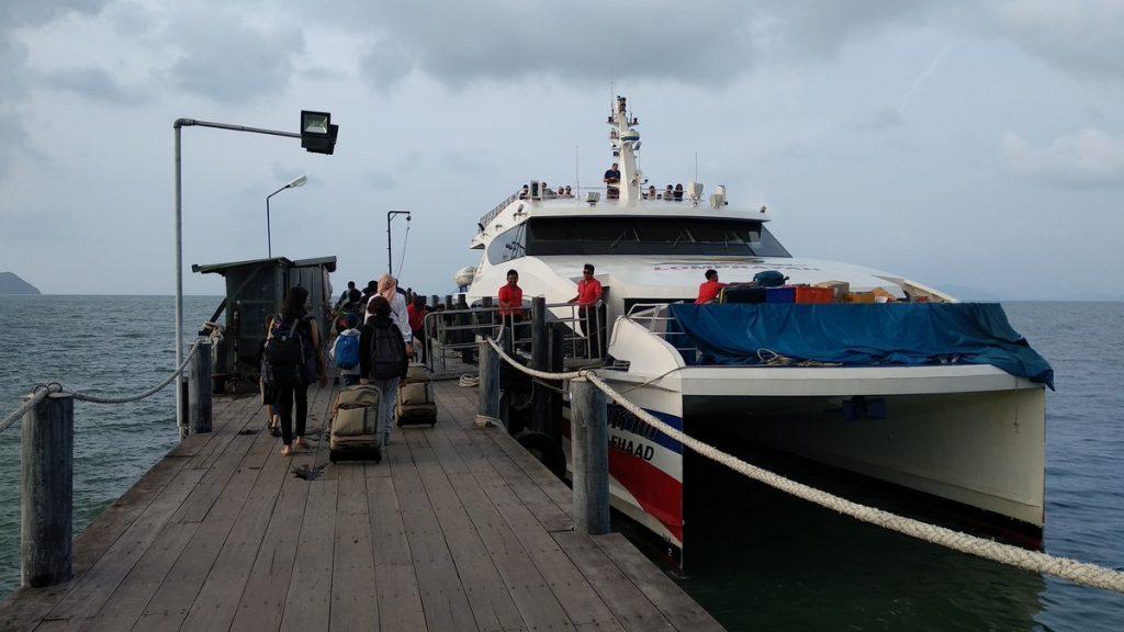 Lomprayah catamaran