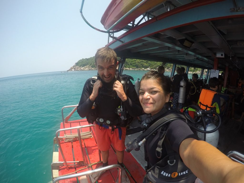 what to do on koh tao island