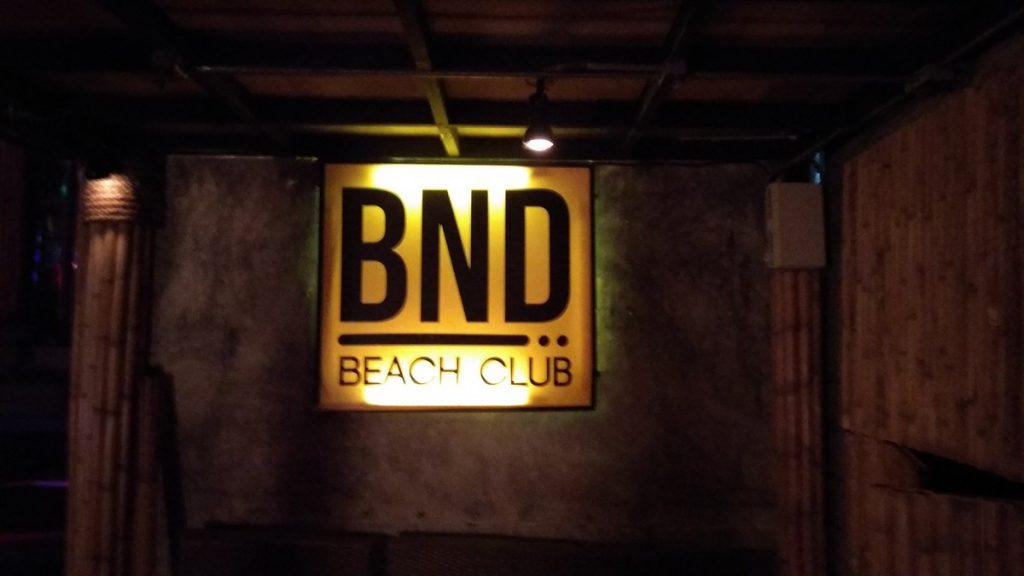 BND Beach club