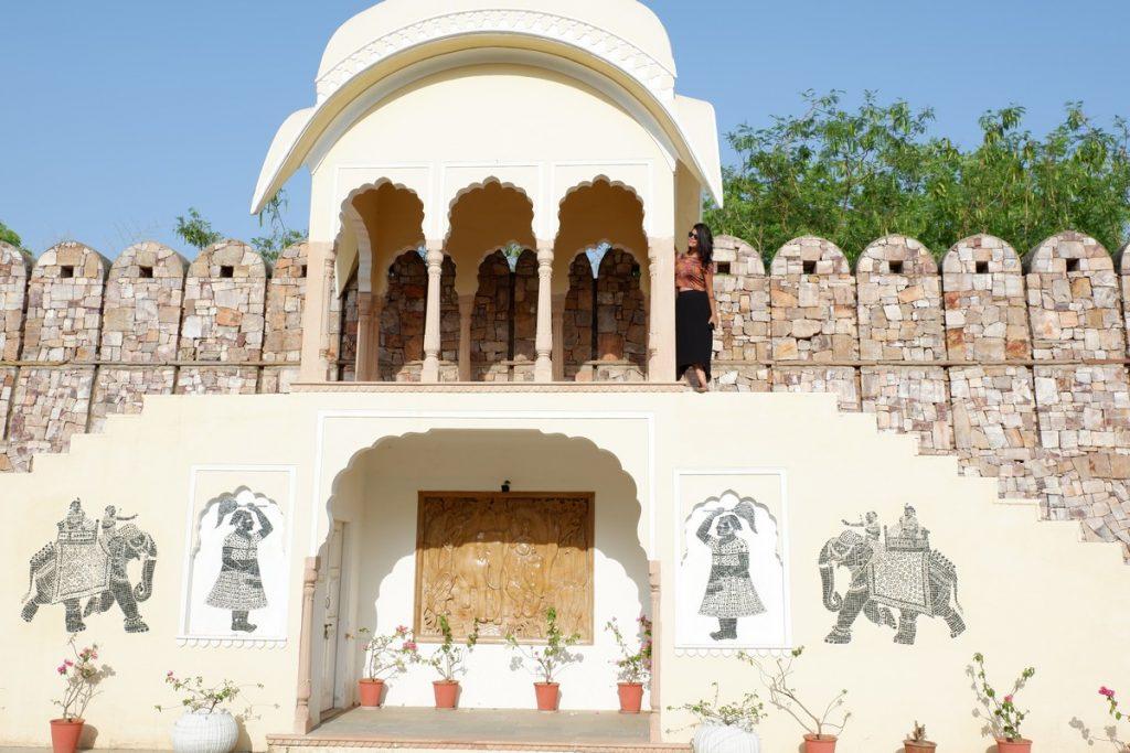 nahargarh in sawai madhapur