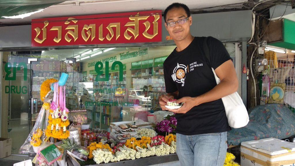 sak yant offerings