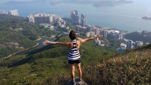 mount high west hike hong kong