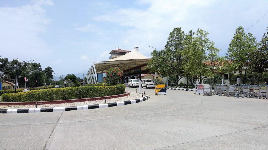 Dharamshala airport