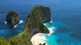 Kelingking beach bali