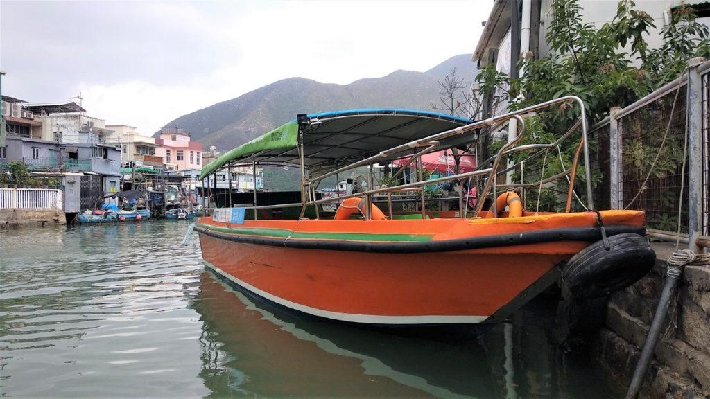 tai o boat tour