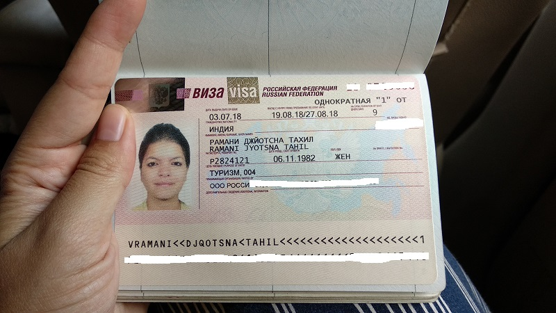 Russian Visa For Indian Citizens Full Step By Step Easy Fast Process