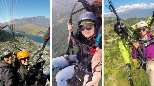 top paragliding sites in the world