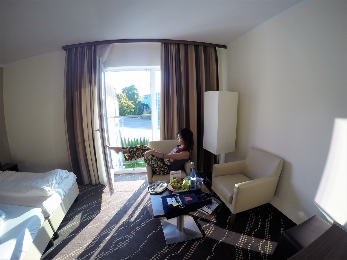 Where to Stay in Hamburg - Heikotel am Stadtpark Review