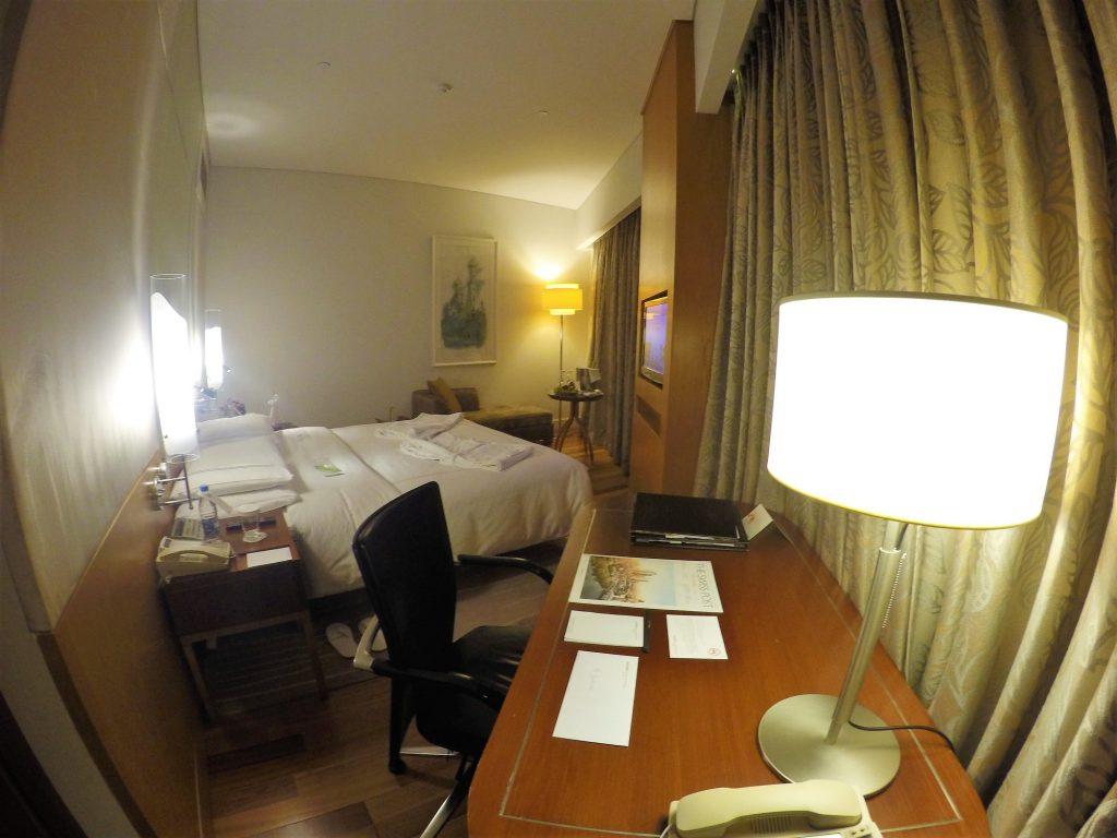 room at swissotel
