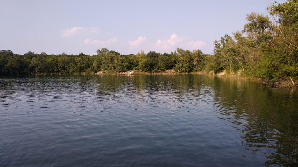 Cunovo lake