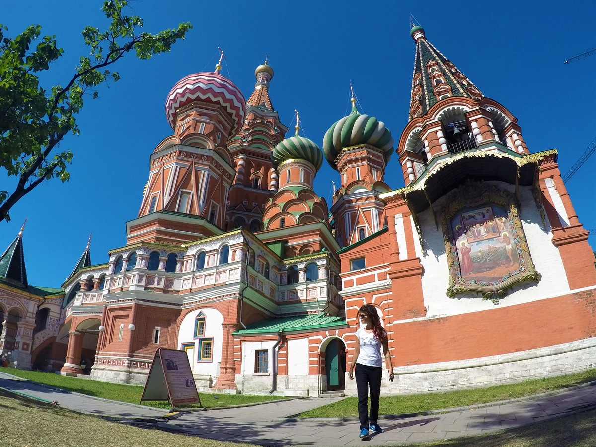 Exploring Moscow in One Day [Top Attractions, Hotels and Tours]
