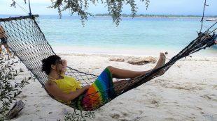 Gili Trawangan hammock