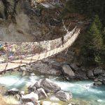 suspension bridge everest