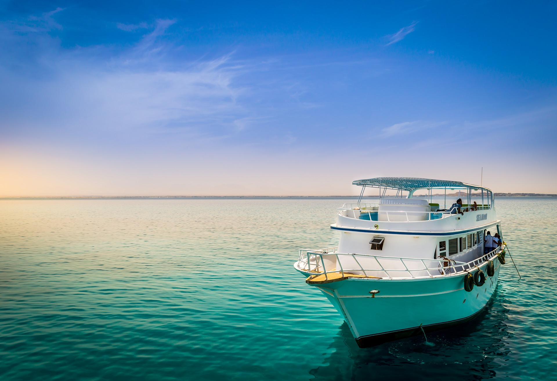 Perfect 7 Day Red Sea Cruise Itinerary