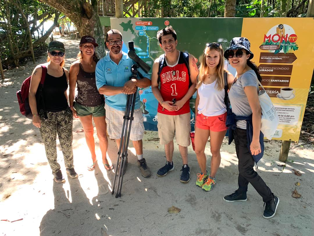 How to go from San Jose to Manuel Antonio National Park